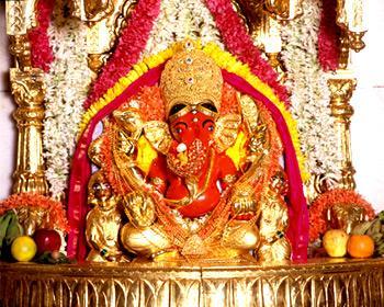 Sthamba Vinayaka