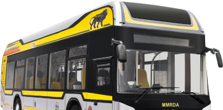 Tata Motors Electric Bus