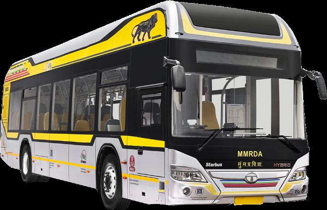 Tata Motors Electric Bus