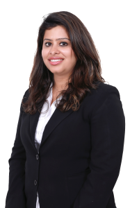 Aditi Chauhan, Regional Marketing Manager- India, Middle East and Russia