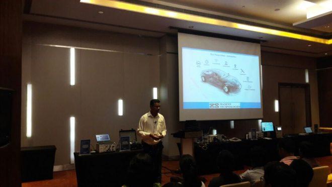 Ramesh Krishnan N, Director, MaxEye Technologies