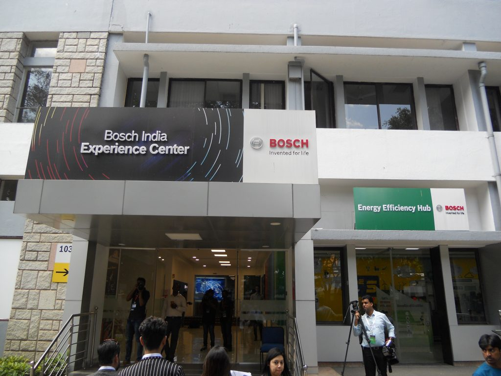 Bosch India Experience Center