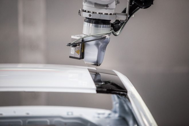 Dürr Systems AG enables automated car painting with EcoPaintJet system