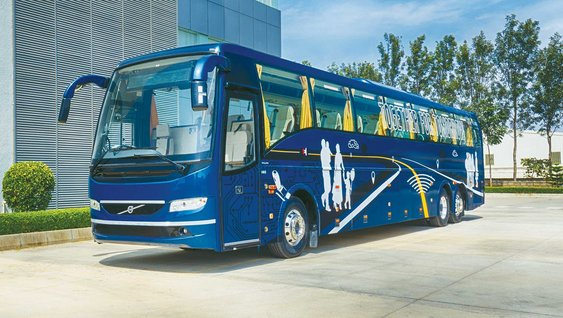 Volvo India Introduces Mobile App For More Uptime Of Buses Trucks