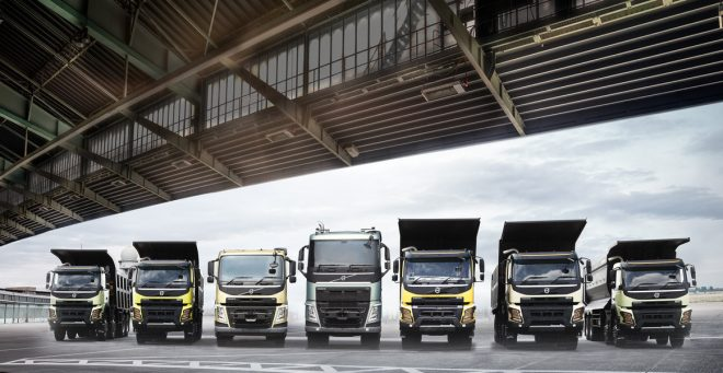 Volvo India Trucks