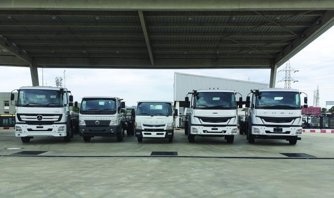 Daimler India Commercial Vehicles
