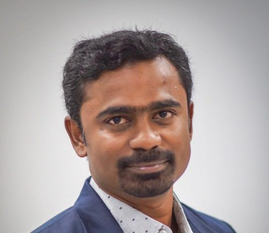 Krishna Gowdaman, Manager-Application Engineering, AAD, 3M India