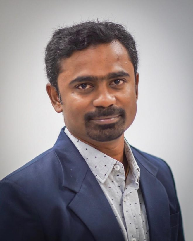 Krishna Gowdaman, Manager-Application Engineering, AAD, 3M India