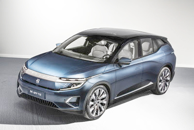 BYTON M-Byte premium smart electric SUV unveiled at IAA Frankfurt