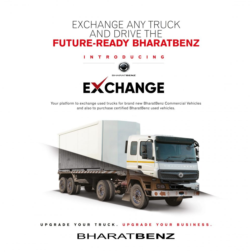 BharatBenz Exchange