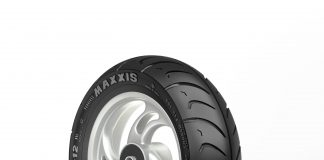 Maxiss tyre
